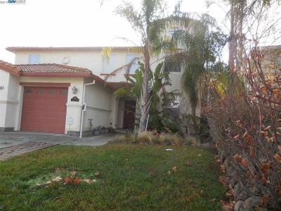 Antioch CA Single Family Home New-Short Sale: $520,000