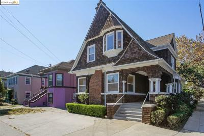 Alameda Single Family Home For Sale: 1561 5th St