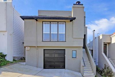 San Francisco Single Family Home New: 232 Bowdoin St