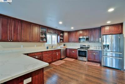 Fremont, Union City, Newark Single Family Home For Sale: 37086 Dutra Way
