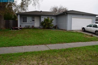Pittsburg Single Family Home Pending Show For Backups: 3680 Riverview Dr