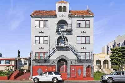 Oakland Multi Family Home Price Change: 5452 Bancroft Avenue