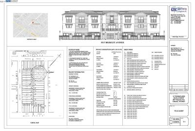 Oakland Residential Lots & Land New: 5917 Bromley Ave