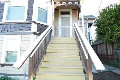 Oakland Single Family Home For Sale: 2142 E 21st St