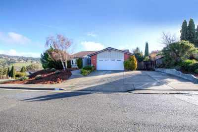 Richmond Single Family Home Active - Contingent: 2216 Bristlecone Dr