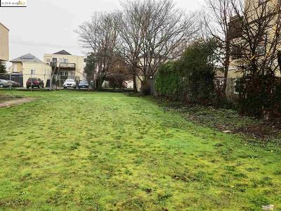 Oakland Residential Lots & Land New: 868 36th St