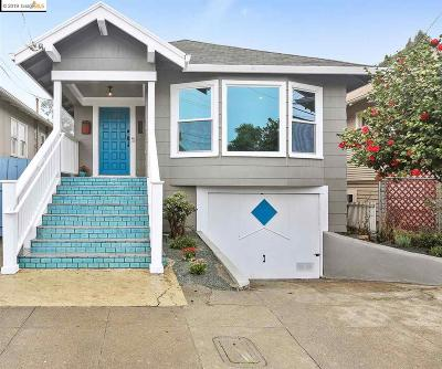 Oakland Single Family Home New: 5207 Market Street
