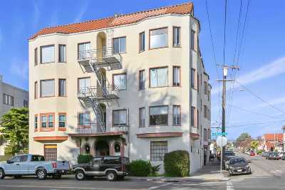 Oakland Multi Family Home New: 5460 Bancroft Ave