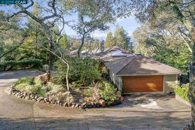 Contra Costa County Single Family Home New: 710 Miner Road