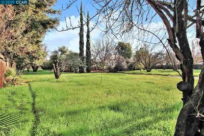Concord Residential Lots & Land For Sale: 1836 Clayton Way