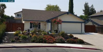 Antioch CA Single Family Home New: $439,000