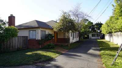 Fremont Single Family Home For Auction: 351- 353 G St