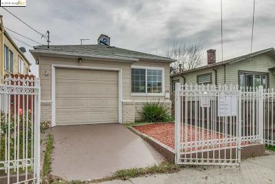 Oakland Single Family Home New: 1960 87th Ave