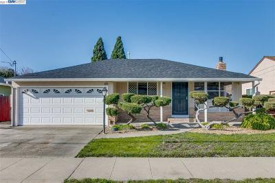 San Leandro Single Family Home New: 923 Arguello Dr