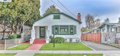 Alameda County Single Family Home New: 218 Arroyo Ave