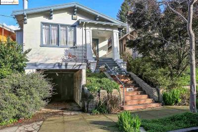 Berkeley Single Family Home New: 1409 Bonita Ave