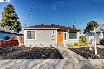 San Leandro Single Family Home New: 928 Maud Ave