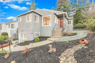 Oakland Single Family Home New: 7534 Sunkist Dr