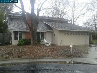 Concord Single Family Home Pending Show For Backups: 4425 Willow Glen