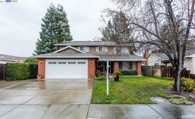 Pleasanton Rental New: 3053 Ferndale Court