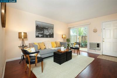 Walnut Creek Condo/Townhouse New: 1919 Ygnacio Valley Rd #31