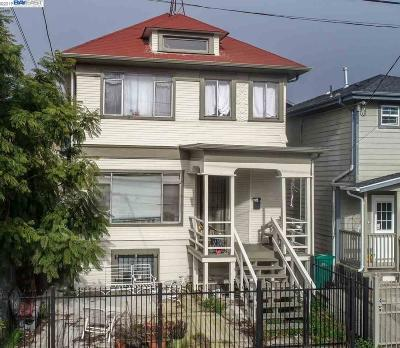 Oakland CA Multi Family Home New: $1,200,000