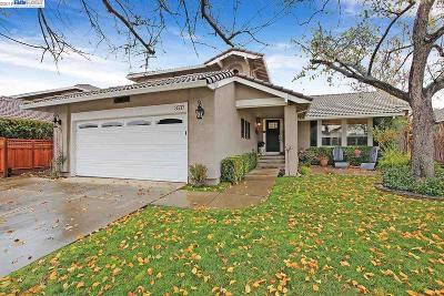 Pleasanton Single Family Home New: 3537 Gulfstream St