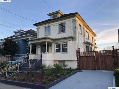 Oakland Multi Family Home New: 831 56th St