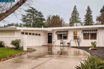 Concord Single Family Home Price Change: 2513 Jerilynn Dr