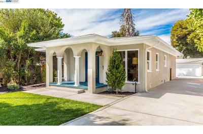 Fremont Single Family Home For Sale: 4047 Central Ave