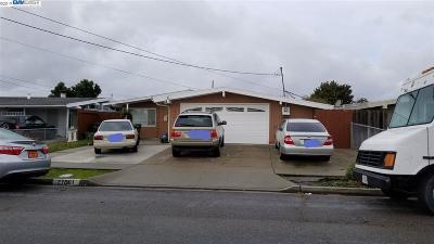 Hayward Single Family Home New: 27501 Verona Ave
