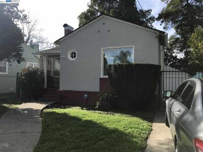 Oakland Single Family Home New: 10309 Dante Ave