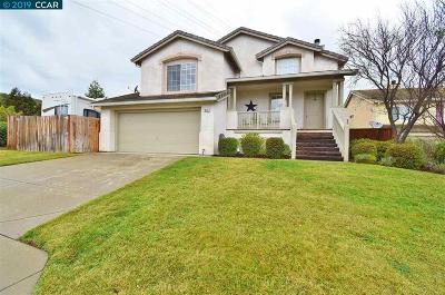 Bay Point Single Family Home New: 415 Tradewinds Ct