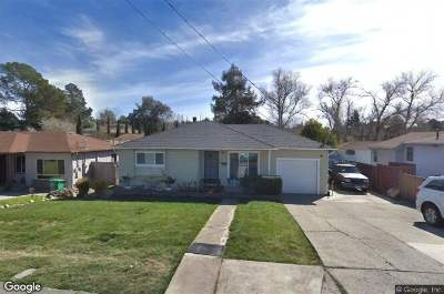 El Sobrante Single Family Home New: 1063 Saint Andrews Dr
