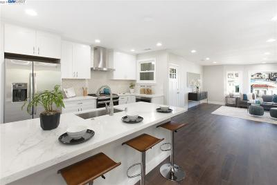 San Francisco Single Family Home For Sale: 567 44th Ave