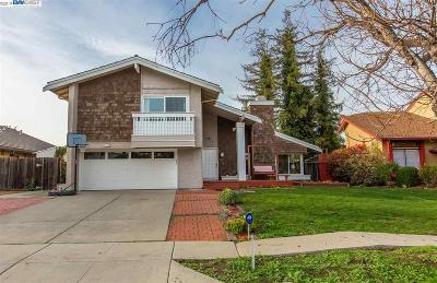 Fremont Single Family Home New: 1423 Deschutes Pl