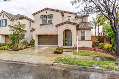 San Ramon CA Single Family Home For Sale: $1,130,000