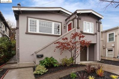 Oakland CA Single Family Home New: $779,000