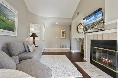 Pleasanton Condo/Townhouse For Sale: 7650 Canyon Meadow Cir #F