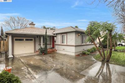 San Lorenzo Single Family Home New: 15748 Paseo Del Campo