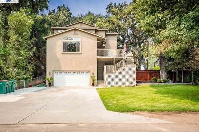 Manteca Single Family Home New: 1007 Wetherbee Ave