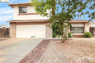 Antioch CA Single Family Home New: $488,000