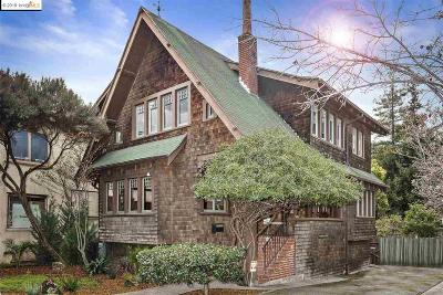 Berkeley Single Family Home New: 2956 Hillegass Avenue