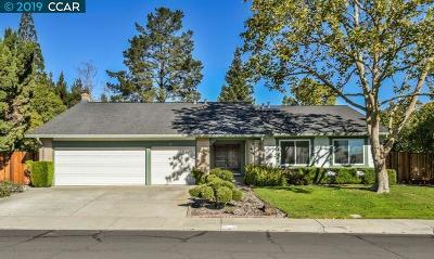 Walnut Creek Rental Price Change: 2607 Bridle Ln