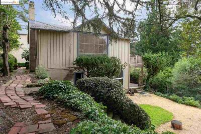 Berkeley CA Single Family Home New: $1,400,000