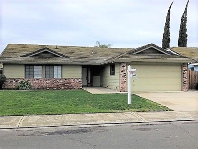 Ceres Single Family Home New: 3308 Rhone Dr