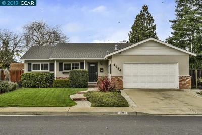Contra Costa County Single Family Home New: 4984 Hames Dr