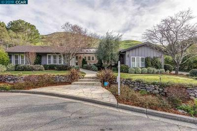 Moraga Single Family Home New: 76 Lynwood Place