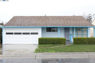 San Leandro Single Family Home New: 14666 Acacia St