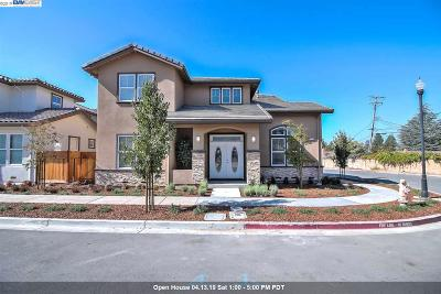 Fremont Single Family Home New: 1622 Mento Ter